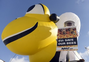Новости науки - новости экологии - исчезновение пчел: Гибель пчел может обернуться катастрофой для человечества, предупреждают ученые