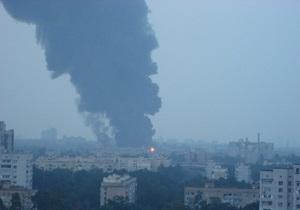 Эльдорадо ведет переговоры о компенсации ущерба от пожара на складе в Киеве