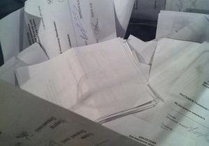 Оппозиционные депутаты требуют переголосования по судье КС  из-за фальсификаций