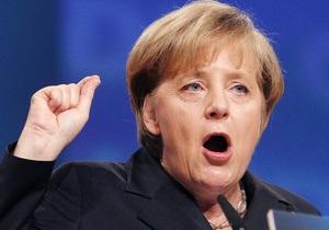 Меркель категорически против разделения еврозоны на сильный север и слабый юг