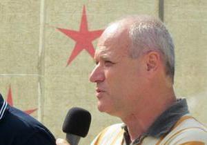 Кандидат от оппозиции назвал  ударом в спину  свое снятие в пользу УДАРа