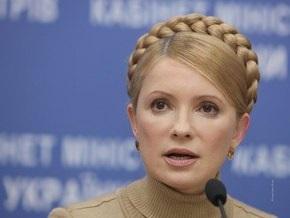 Тимошенко лично организует внеочередную сессию Рады
