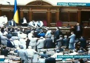 Языковой вопрос: кто голосовал за закон Колесниченко-Кивалова