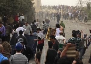 В Египте в столкновениях возле главного офиса Братьев-мусульман пострадали более 70 человек