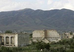 На границе Азербайджана и Нагорного Карабаха произошла перестрелка: есть жертвы