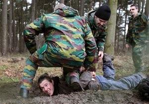 В Бельгии задержаны около 270 пацифистов
