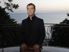 Полный текст обращения Медведева к Ющенко