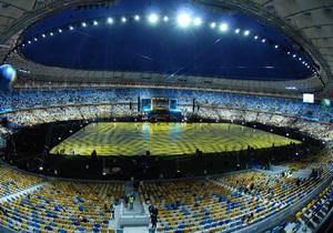 В Киеве рекомендуют сделать дни матчей Евро-2012 выходными