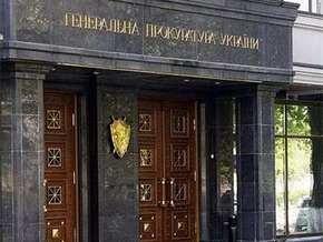 УП: У свидетеля в деле об отравлении Ющенко отобрали паспорт