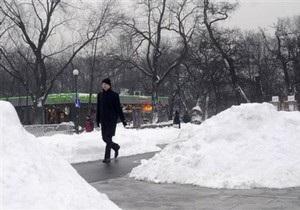 Прогноз погоды: Завтра в Украине будут дожди с мокрым снегом