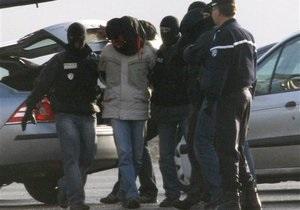 Испанская полиция арестовала пятерых членов ЭТА