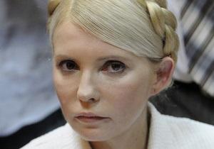 Генпрокуратура обвиняет защиту Тимошенко в затягивании процесса