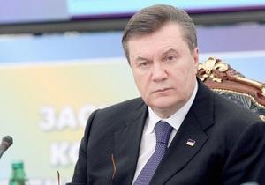 Янукович намерен подписать закон, который заменит квоты на зерно экспортной пошлиной