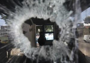 В Киевской области отец обвиняемого в изнасиловании открыл стрельбу по милиционерам