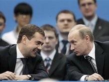Медведев официально внес Путина