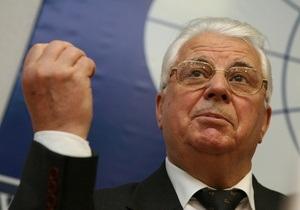 Кравчук: Украина уступает России в развитии