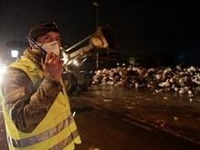 В Неаполе армия сражается с мусором