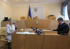 Турчинов: В зале суда включили глушилки