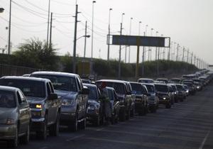 В Украине в прошлом году построено и отремонтировано дорог в 10 раз больше, чем в 2009