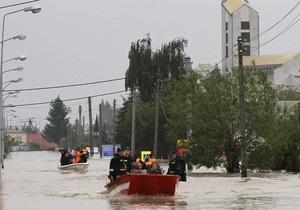 Пострадавшие от наводнения поляки получат по $1,7 тысяч