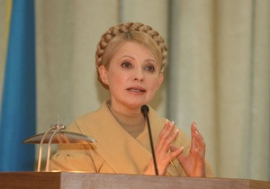 Тимошенко: Вопрос членства Украины в НАТО разделяет страну