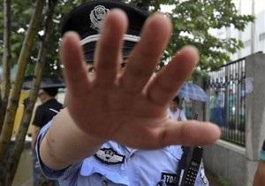 В Китае полиция арестовала 46 местных мафиози