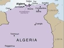 В Алжире произошло землетрясение силой в 5,5 баллов