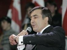 Украина признала победу Саакашвили и призвала Грузию к стабильности