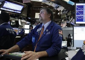 Рынки: На украинских биржах господствует нисходящая тенденция