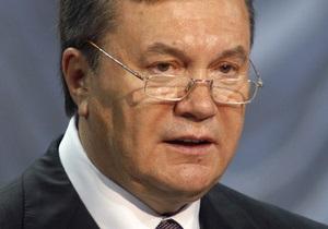 Янукович пообещал ускорить рост экономики до 6-7% в год