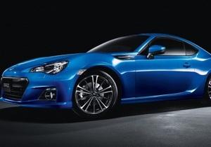 Стало известно, когда новое спортивное купе от Subaru начнет продаваться в Украине