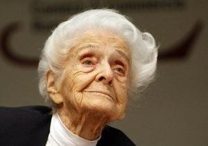 Умерла Нобелевский лауреат - в Риме умерла Рита Леви-Монтальчини - Новости науки - Новости Италии