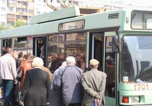 Мэр Полтавы попросил у Таллина в подарок троллейбусы