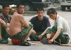 Китайцы обвинили уйгуров в попытке угнать самолет