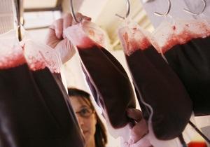 Ученые впервые осуществили переливание  человеку искусственной крови из стволовых клеток