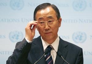 Генсек ООН отметил свой день рождения на заправке в Аргентине