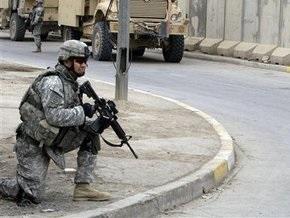 Американский солдат застрелил пятерых сослуживцев в Багдаде