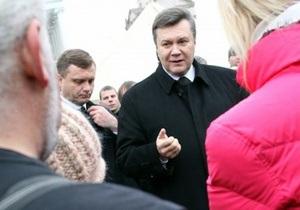 Сегодня в Борисполе Янукович проведет совещание по Налоговому кодексу
