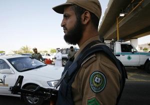 В Саудовской Аравии арестовали мятежников, планировавших атаковать нефтяные заводы