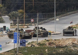 Военные действия в Сирии: Элитные войска штурмуют Дамаск
