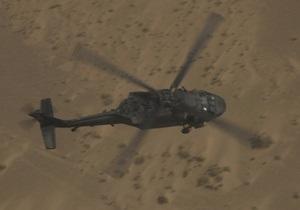 В Южной Корее разбился вертолет
