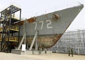 США не считают затопление корвета Cheonan актом терроризма