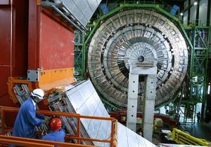 Ученые: В ближайшее время адронный коллайдер почувствует бозон Хиггса