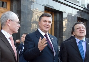 Переговоры между Украиной и ЕС по соглашению об ассоциации завершены