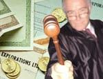 В аппеляционный суд АРК направлено  уголовное дело в отношении феодосийского судьи