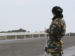 На украино-российской границе с 16 пистолетами задержан 60-летний пенсионер
