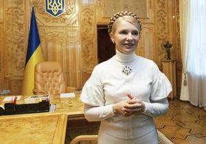 Опрос: Почти 40% украинцев называют Тимошенко лидером оппозиции
