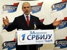 На парламентских выборах в Сербии лидирует коалиция Тадича