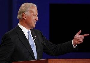 Вице-президент США не исключил, что в 2016 году будет бороться за пост президента