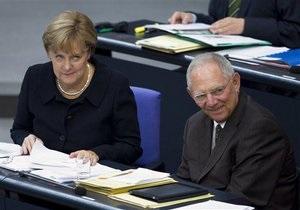 Министр финансов Германии посоветовал грекам не ждать скидок от кредиторов